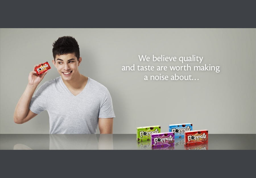 HM Foods Advertising Campaign