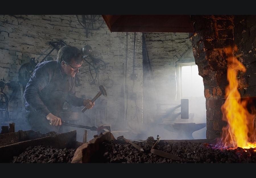 The Royal British Legion: Blacksmith