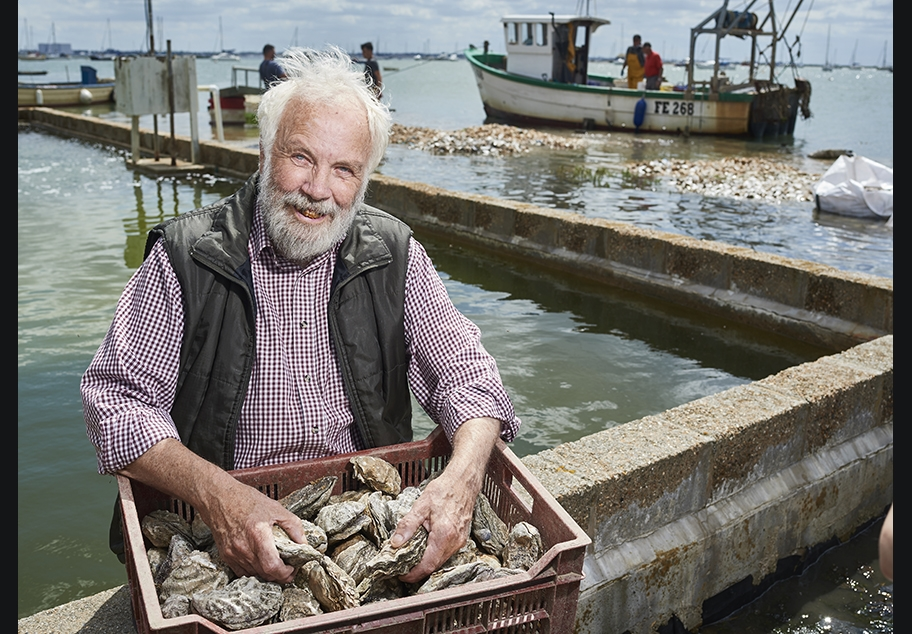 Greater Anglia: Oyster Farmer